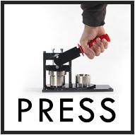 button press